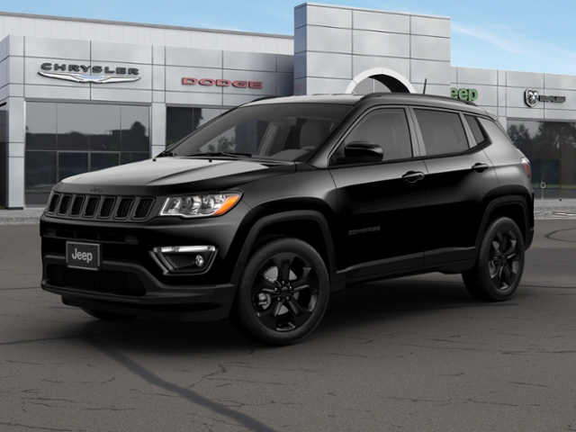 New 2021 JEEP Compass Altitude